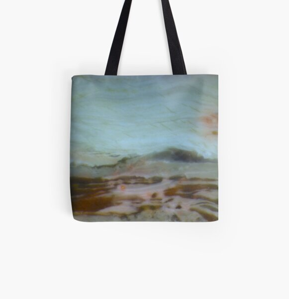 The Soft Land All Over Print Tote Bag