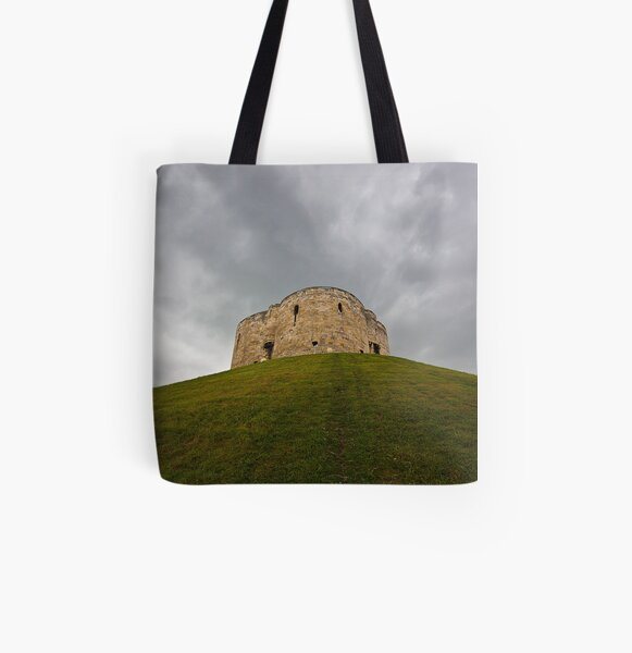 Clifford's Tower All Over Print Tote Bag