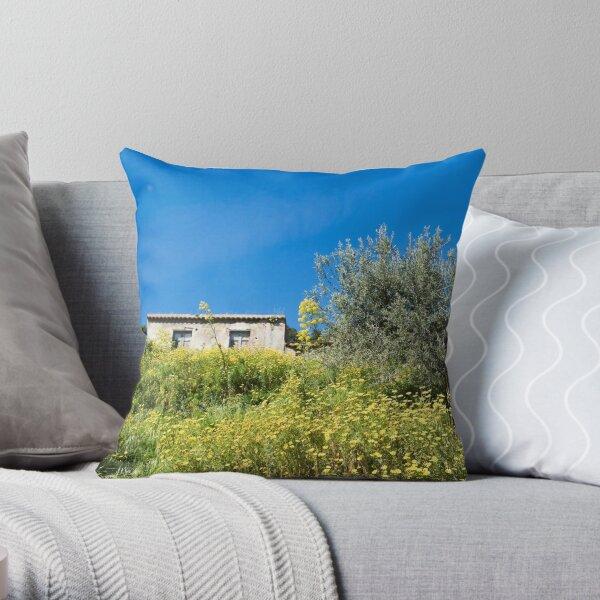 Prati, Sicily Throw Pillow