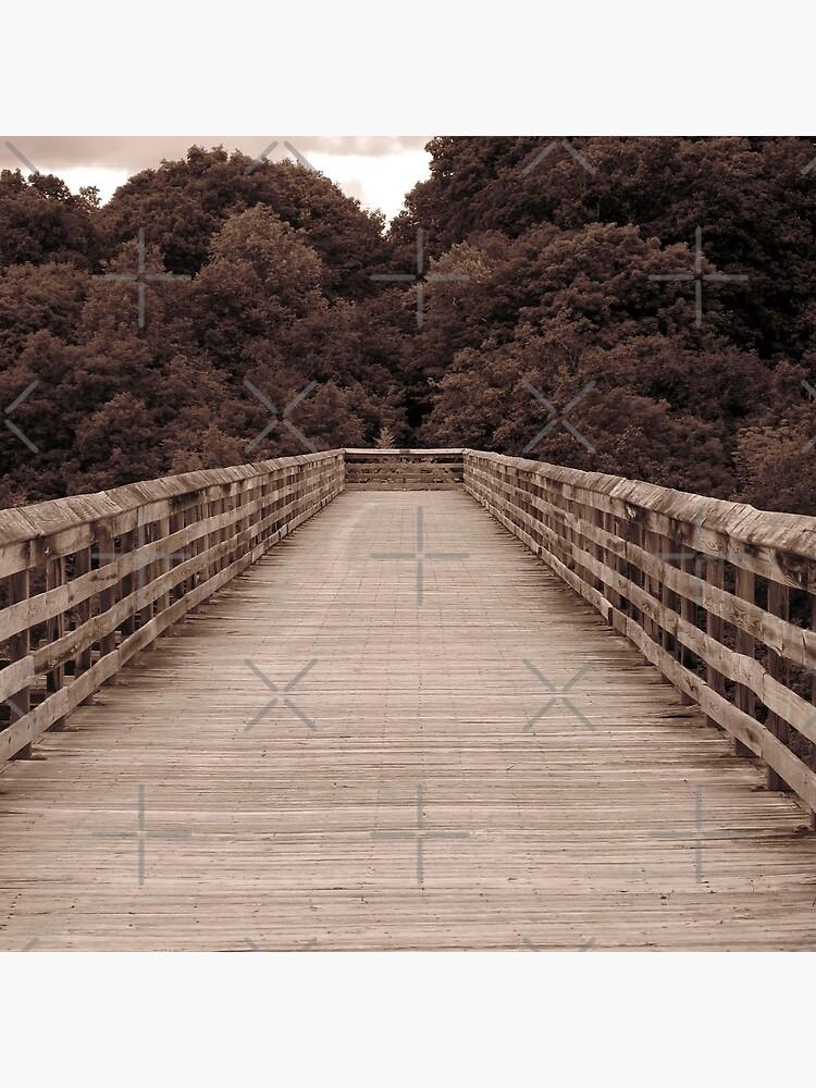 The Trestle - Rosendale by OneDayArt