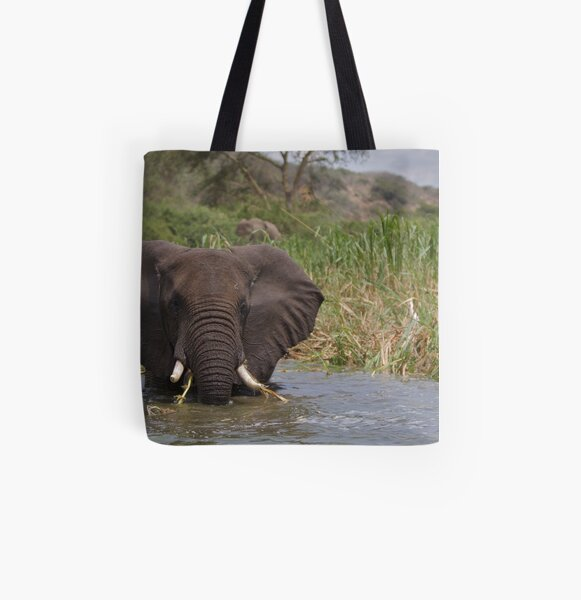 Wade in the Water All Over Print Tote Bag