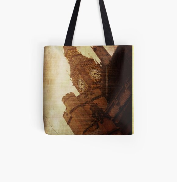 Biggest Ben All Over Print Tote Bag