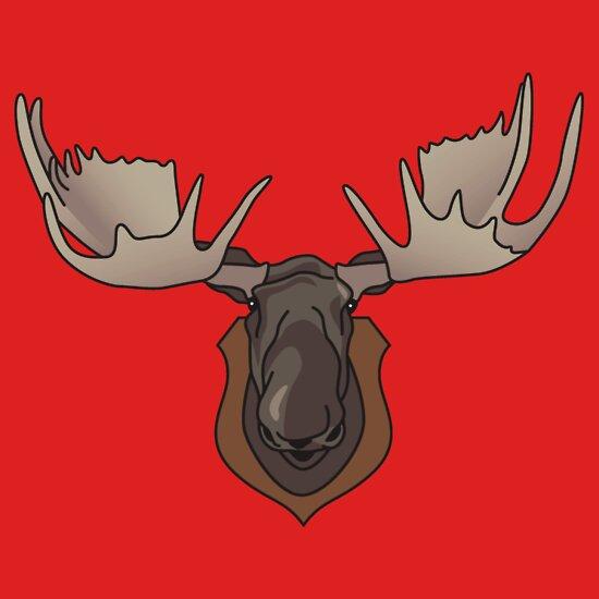 TShirtGifter presents: Moosehead