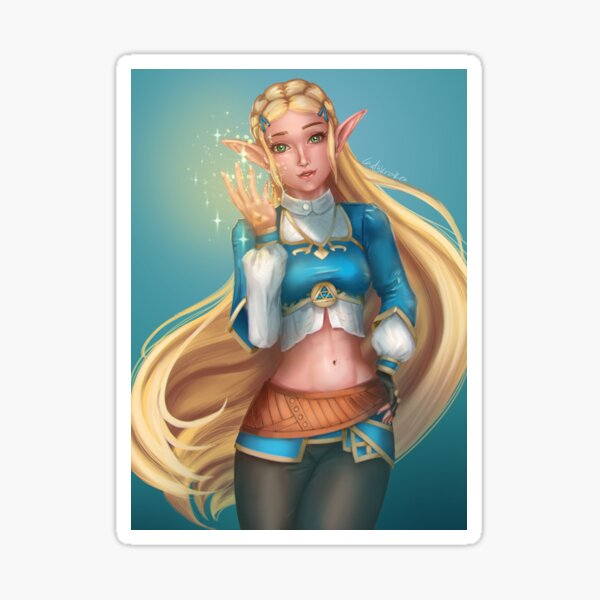 Magic Elf Sticker