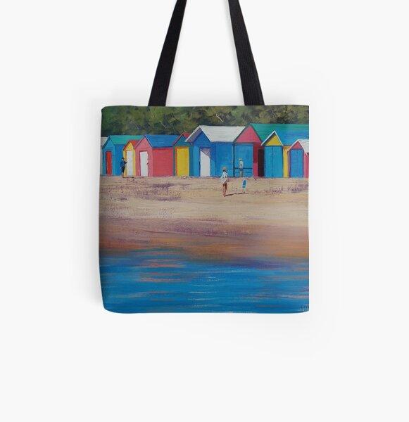 Beach Boxs Mornington All Over Print Tote Bag