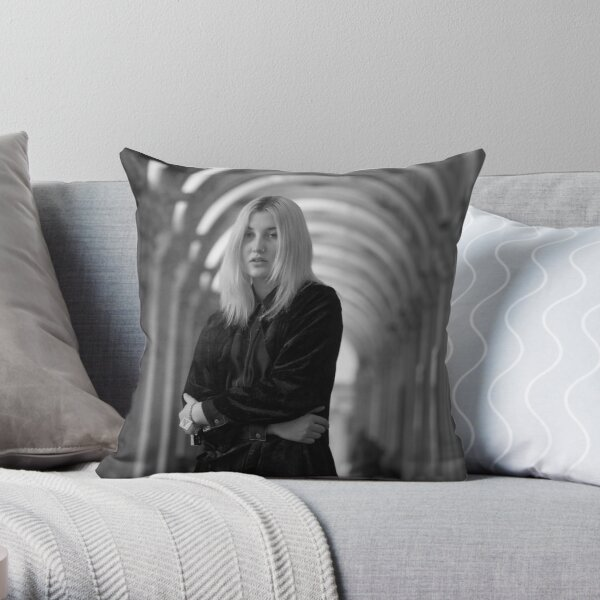 Cold outside Throw Pillow