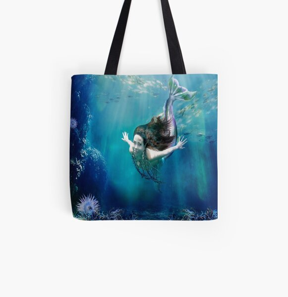 Sonora's World All Over Print Tote Bag