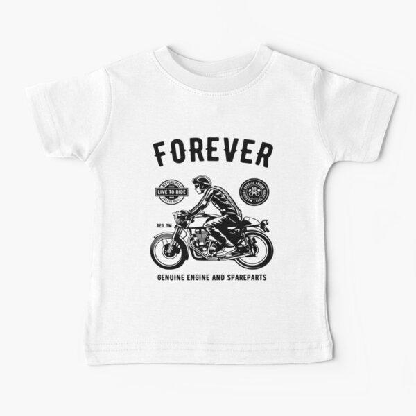 Forever Two Wheel Camiseta para bebés