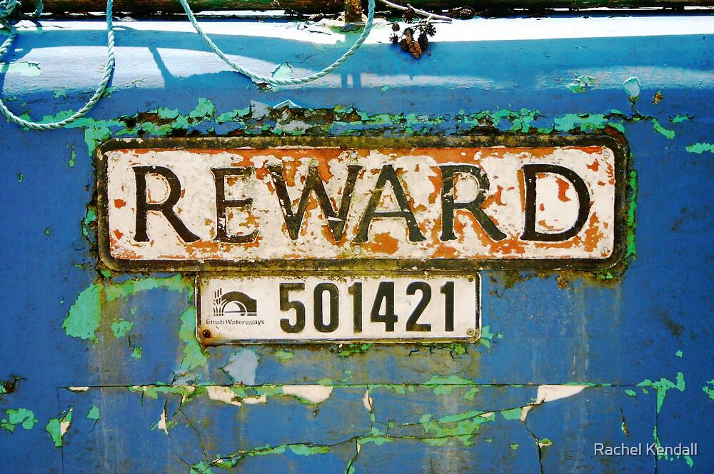 'Reward' by Rachel Kendall