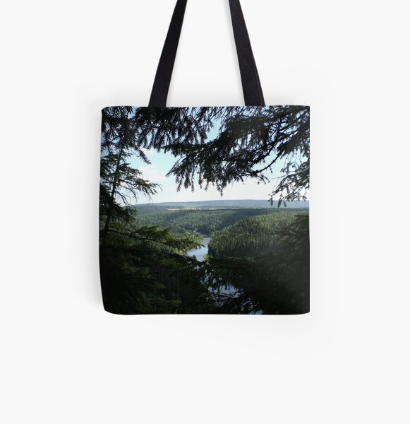 Usva All Over Print Tote Bag