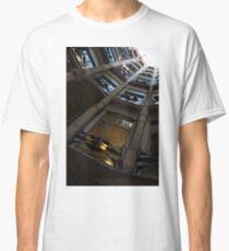 Whimsical, Intricate Antoni Gaudi Architecture  Classic T-Shirt