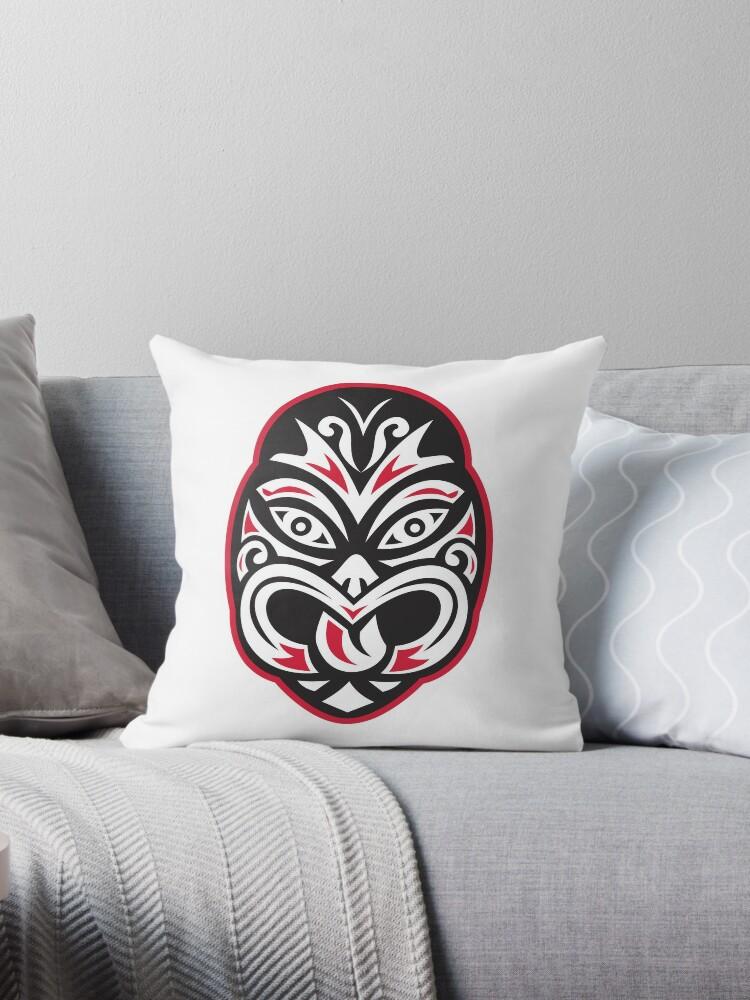 1c744675c4613 maori tiki moko tattoo mask