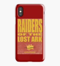 Raiders Of The Lost Ark iPhone Case/Skin