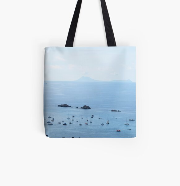 Les Gros Islets All Over Print Tote Bag