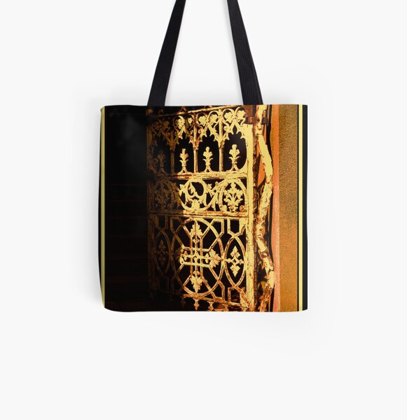 do come up All Over Print Tote Bag