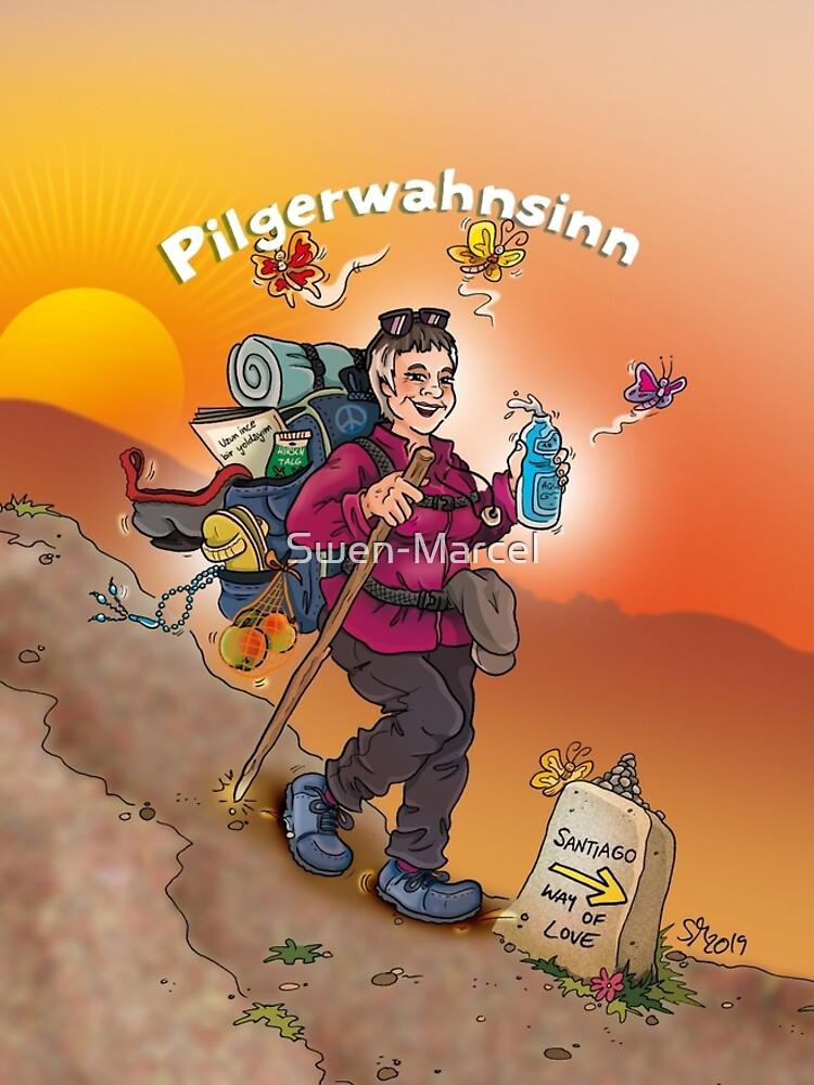 Pilgerwahnsinn II von Swen-Marcel