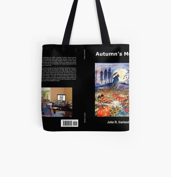 Cover is Done All Over Print Tote Bag