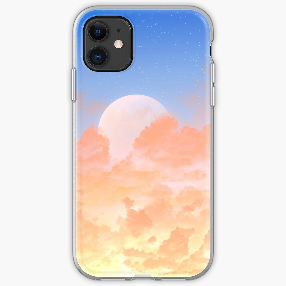 Sun Set & Moon Rise iPhone Case & Cover