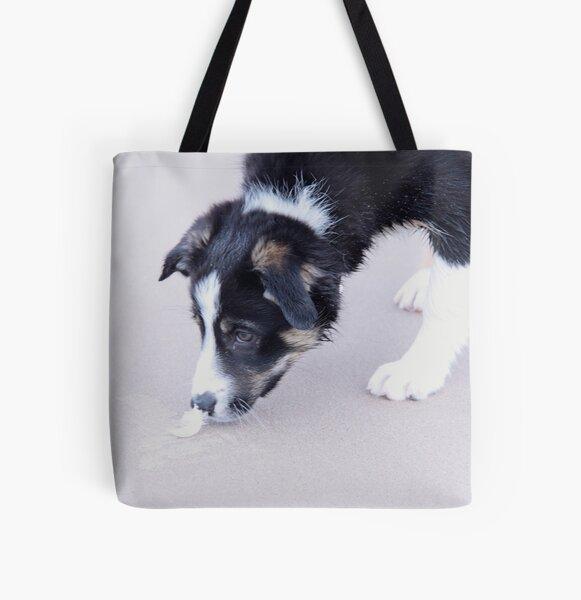Jennie All Over Print Tote Bag