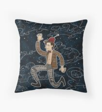 11th Throw Pillow