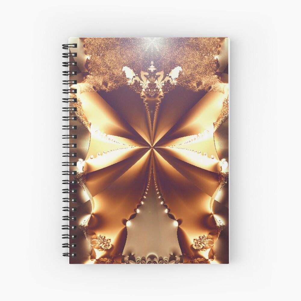 Wide Open Spiral Notebook