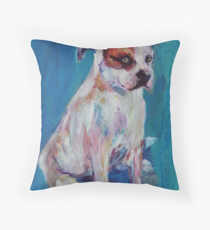 Spot On Throw Pillow