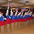 Yankee Doodle Dandy by Marjorie Wallace