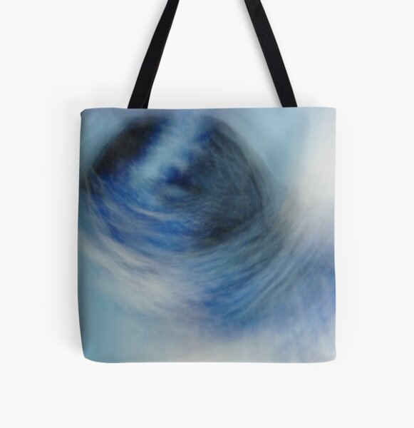Leaving All Over Print Tote Bag