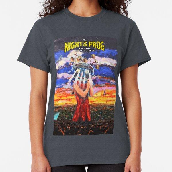 FRANK GRABOWSKI Night of the Prog Festival 2019 Classic T-Shirt