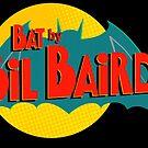 Bat by Bil Baird by HereticTees