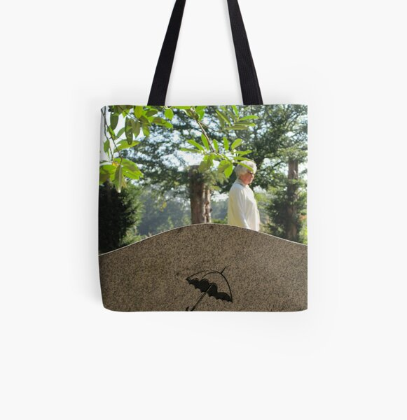 shelter All Over Print Tote Bag
