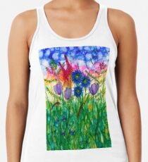 Wild Bouquet Women's Tank Top