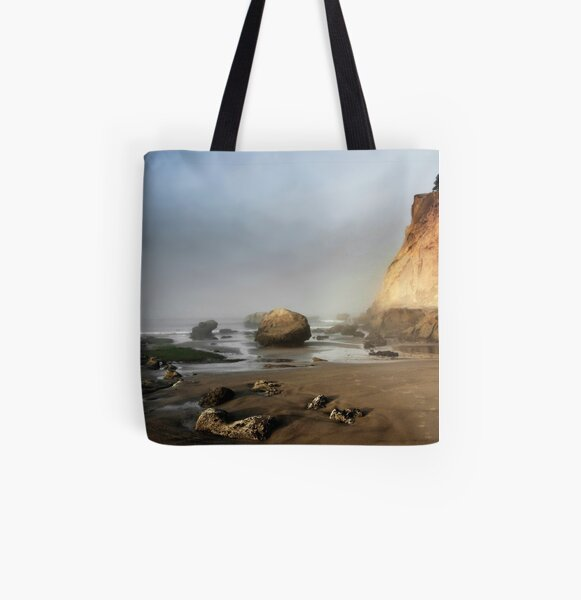 From There to Here All Over Print Tote Bag