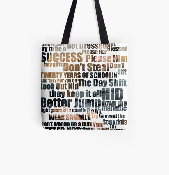 Dylan Minnette Wallows Tote Bag Christmas Gift or Stocking Filler!