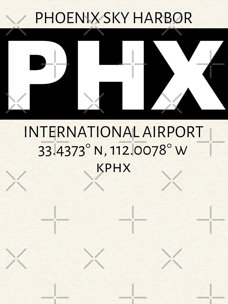 Phoenix Sky Harbour International Airport PHX by AvGeekCentral