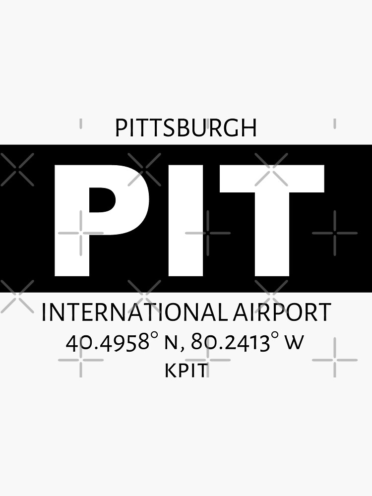 Pittsburgh International Airport PIT by AvGeekCentral