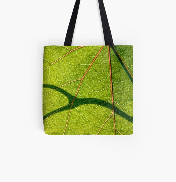 3 veins All Over Print Tote Bag