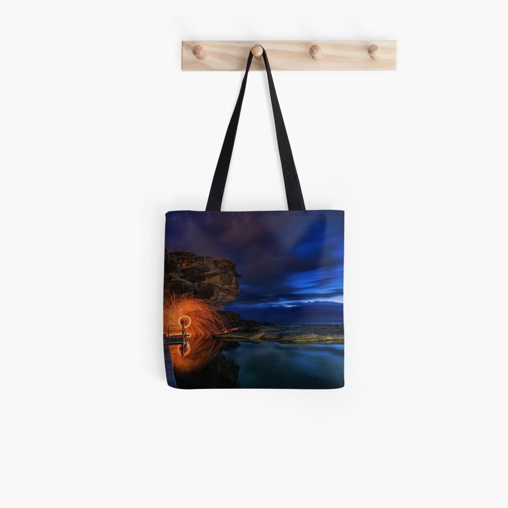 Before the sun rises Tote Bag