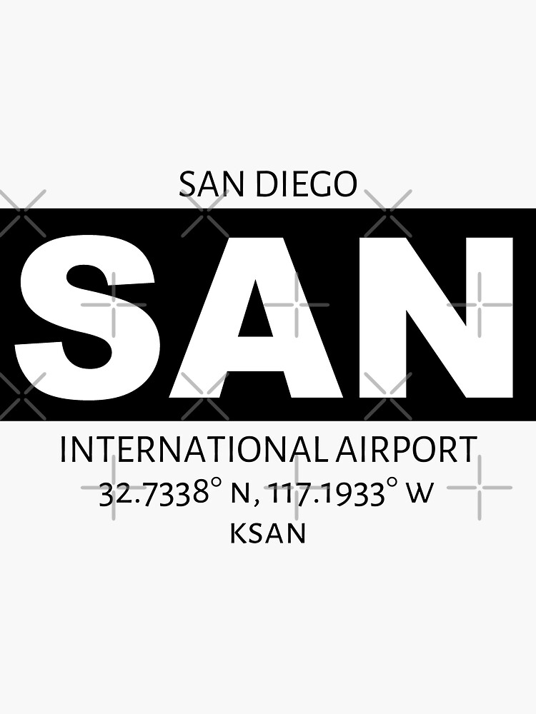 San Diego International Airport SAN by AvGeekCentral