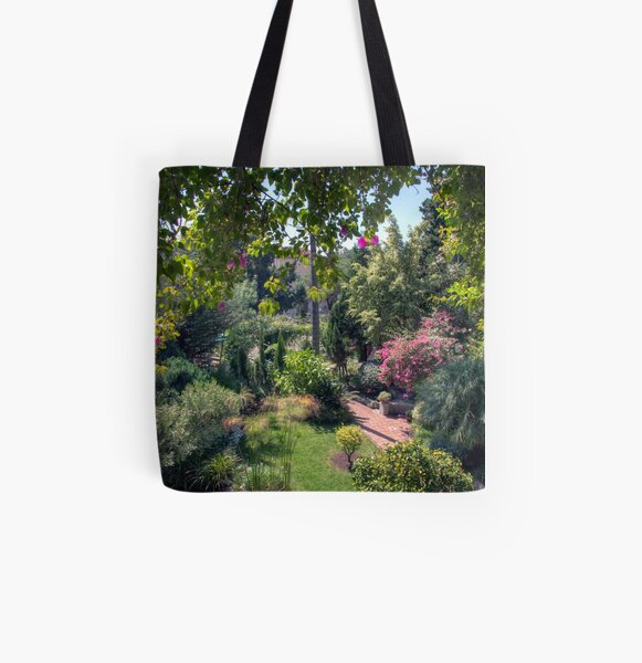 Calendar April All Over Print Tote Bag