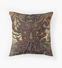 Shub-Niggurath Throw Pillow