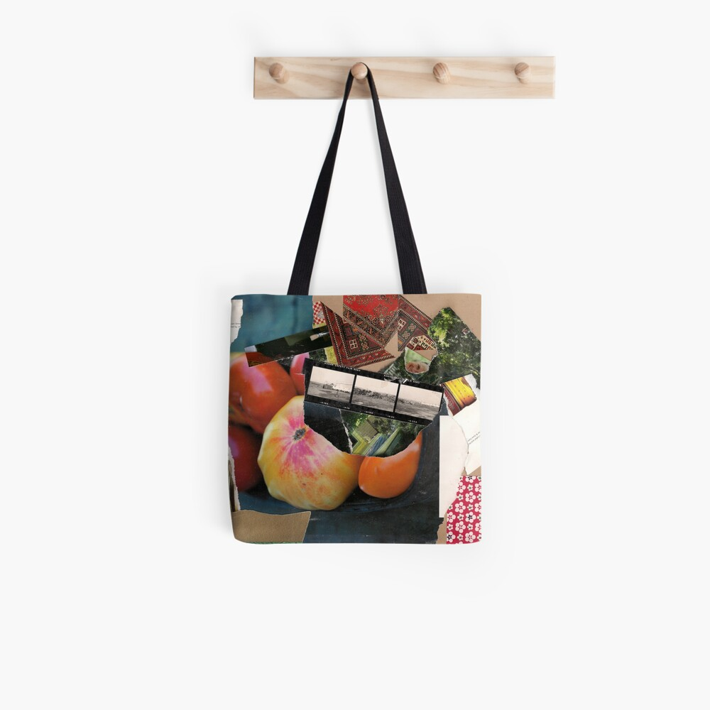 re(d)collection Tote Bag
