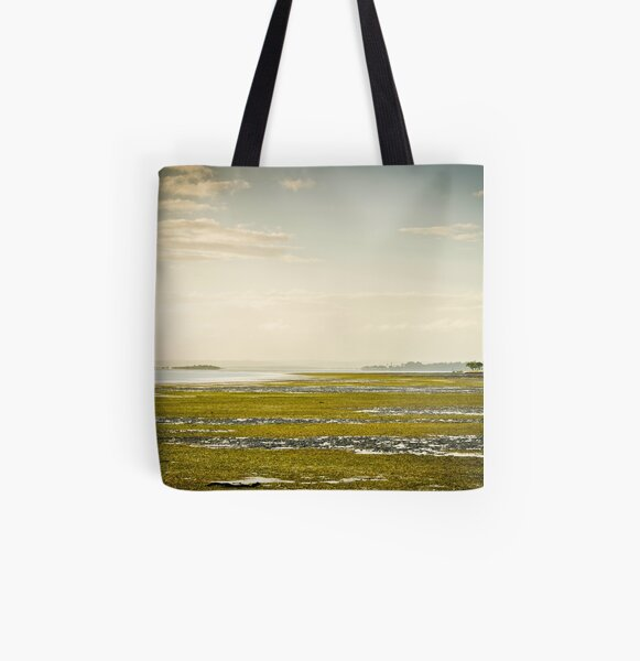 Moreton Bay Foreshore All Over Print Tote Bag