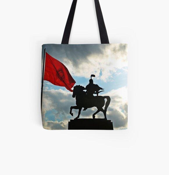 Canvas Shopping Tote Bag Coolest Kyrgyz Countries Kyrgyzstan Beach Bags for Women