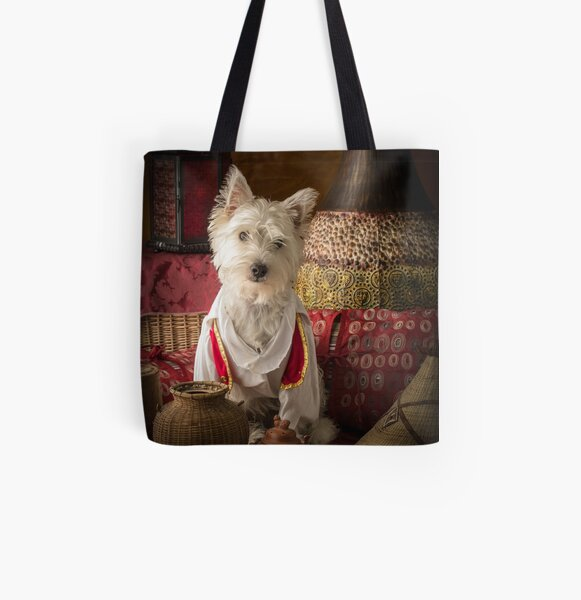 One Thousand and One Nights All Over Print Tote Bag