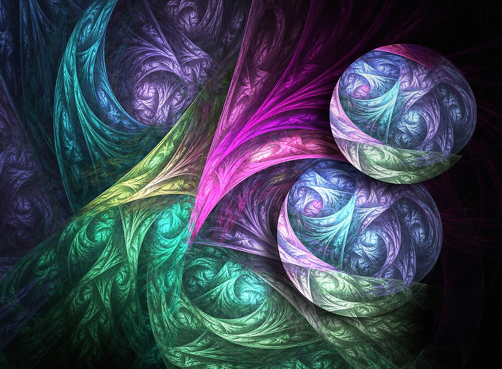 Colored windings by walstraasart