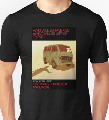 The Texas Chain Saw Massacre T-Shirt