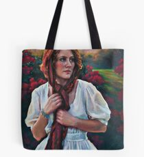 Gold and Scarlet Tote Bag