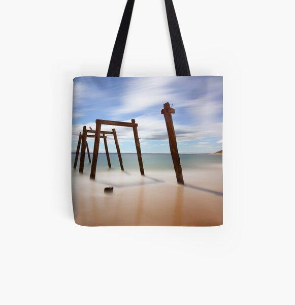Cat Bay - Phillip Island All Over Print Tote Bag