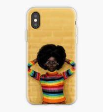 Vinilo o funda para iPhone afro